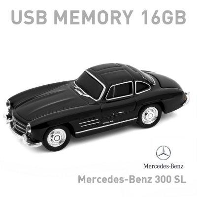 【16GB】Mercedes Benz メルセデスベンツ 300SL ブラック