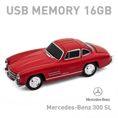 【16GB】Mercedes Benz メルセデスベンツ 300SL レッド