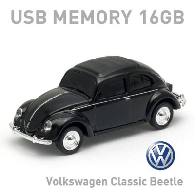 【16GB】Volkswagen Classic Beetle クラシック・ビートル ブラック USBメモリー