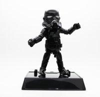 STAR WARS スターウォーズ ハイブリッドメタルフィギュア#005S SHAOWSTORMTROOPER シャドウストームトルーパー HEROCROSS