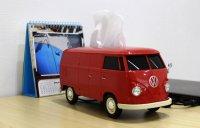VWバス ティッシュケース Red【レッド】