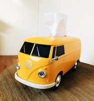 VWバス ティッシュボックス Yellow 【イエロー】<img class='new_mark_img2' src='//img.shop-pro.jp/img/new/icons1.gif' style='border:none;display:inline;margin:0px;padding:0px;width:auto;' />