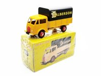 "【DINKY TOYS】FORD CAMION BACHE ""Calberson""【25JJ】"