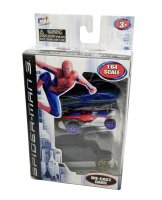 【ミニカー】SPIDER-MAN 3 DIE-CAST CARS 1:64