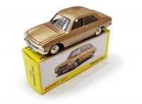 【DINKY TOYS】 PEUGEOT 504 【1452】