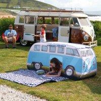 Volkswagen T1 バス 折り畳み子供用テント