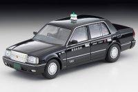 【ミニカー】TOMYTEC 1/64スケール トヨタ クラウンセダン 東京無線タクシー(黒)