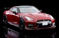【ミニカー】TOMYTEC 1/64スケール NISSAN GT-R NISMO 2020(赤)