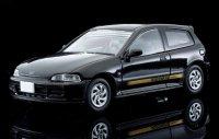【ミニカー】TOMYTEC 1/64スケール ホンダ シビックSi 20周年記念車(黒)