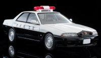 【ミニカー】TOMYTEC 1/64スケール NISSAN スカイラインパトロールカー