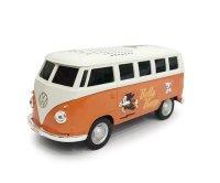 フォルクスワーゲン T1バス Betty Boop仕様 オレンジ  Bluetooth スピーカー