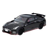 【ミニカー】TOMYTEC 1/64スケール NISSAN GT-R NISMO 2020(黒)