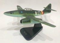 【レプリカ】ドイツ戦闘機メッサーシュミット262・1/32 戦闘機 攻撃機 木製 完成品  飛行機 模型 モデル