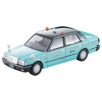 【ミニカー】TOMYTEC 1/64スケール トヨタ クラウンセダン タクシー(グリーンキャブ)