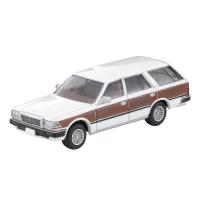 【予約販売】ミニカー TOMYTEC 1/64スケール 日産セドリックワゴンGL(白/木目) カスタム仕様