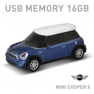 【16GB】Mini Cooper S ブルー