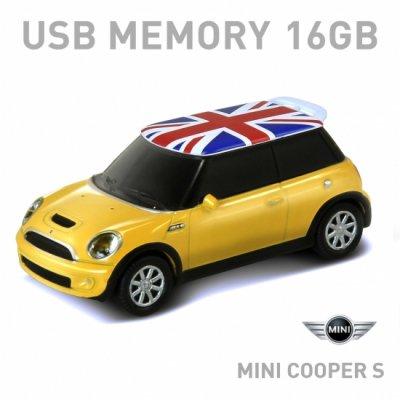 【16GB】Mini Cooper S イエローUK