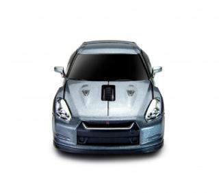 Nissan GT-R 無線マウス グレー