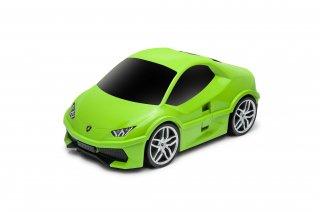 Ridazライダース Lamborghini Huracan ランボルギーニ ウラカン【グリーン】キャリーケース