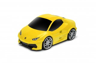 Ridazライダース Lamborghini Huracan  ランボルギーニ ウラカン イエロー キャリーケース
