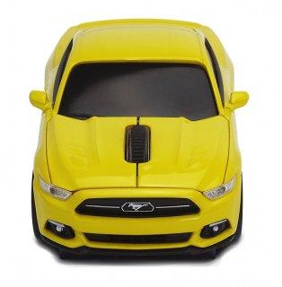 Ford Mustang マスタング 無線マウス イエロー