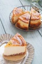 ガレージ予約おからベイクドチーズケーキ2個