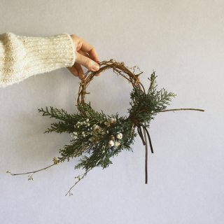 Winter Wreath S