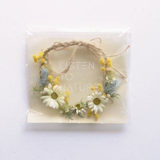 Kids Flower Crown/ Mimosa