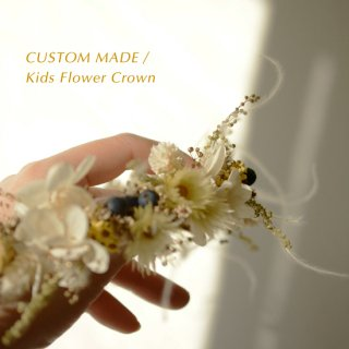 オーダーメイド/ Kids Flower Crown