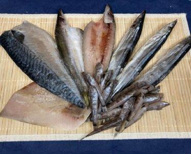 【お得】おすすめ干物セット〜5種〜