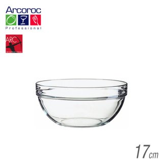 Arc(アルク) アルコロック Stackable bowl アンプボール17 1100ml (36個セット) (JD-1439)