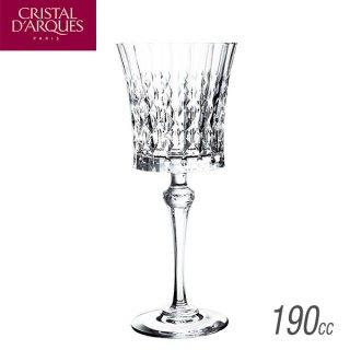 Arc(アルク) クリスタルダルク レディーダイヤモンド 190ワイン 190ml (6個セット) (AC-2824)