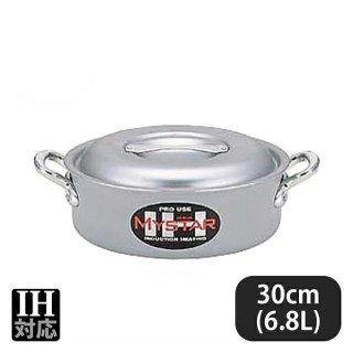 業務用マイスター IH外輪鍋 30cm(6.8L) (007154)