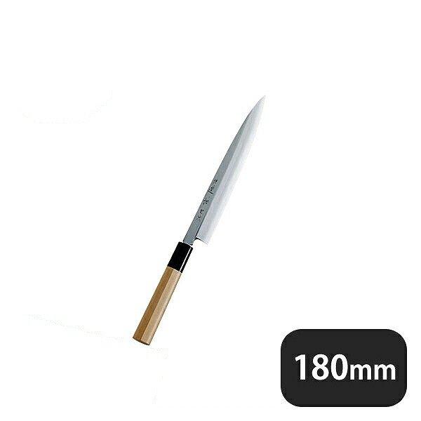 特選神田作 柳刃 180mm (129135)