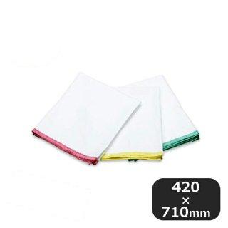 日東紡 フキン (12枚入) 赤 (379044)