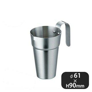 18-8酒タンポ 籐なし 0.8合 (113014-01)