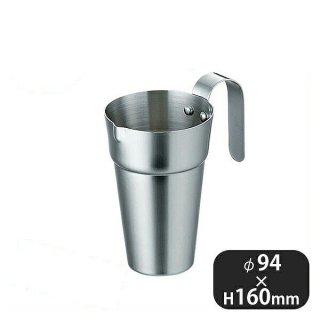 18-8酒タンポ 籐なし 3合 (113017-01)