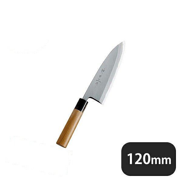 神田上作 出刃 120mm (129002)
