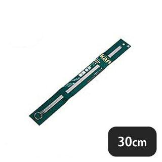18-8台紙付魚串(5本組) 30cm (110001)