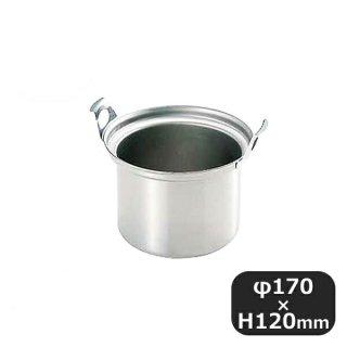 kan STミニセイロ用鍋 寸胴型(047001-1pc)