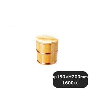 豆腐おけ 銅巻 大(435016)