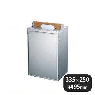 アルミ出前箱 ランチ用 5段 (053029)