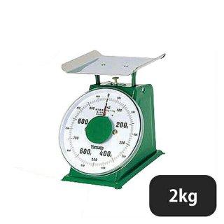ヤマト 上皿自動はかり 中型 並皿付 SM-2 2kg (125003)