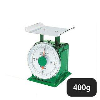 ヤマト 上皿自動はかり 小型 並皿付 SS-400 400g (125151)