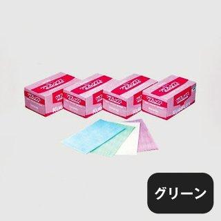 クラフレックス カウンタークロス グリーン 60枚入 (427024)