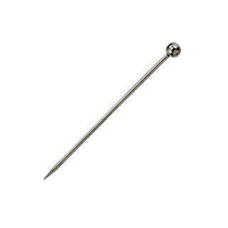 STオードブルピン6本セット 丸玉(No.1) (ST-COCKTAILPIN-MARUTAMA)