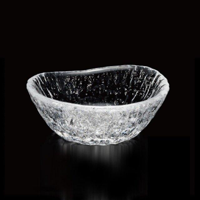 アデリア(石塚硝子) みぞれ 豆鉢 6個セット (F-70395)