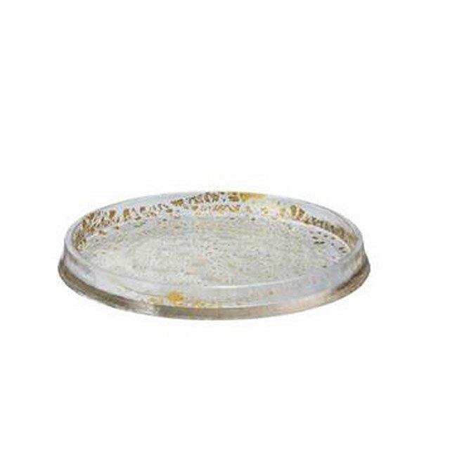 東洋佐々木ガラス グラッセ リバーシブルプレート240 (46402G)