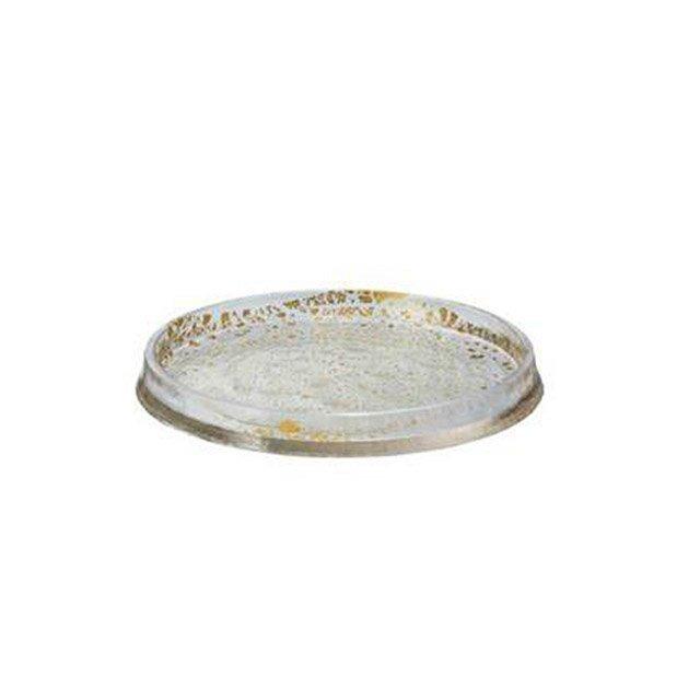 東洋佐々木ガラス グラッセ リバーシブルプレート210 (46403G)