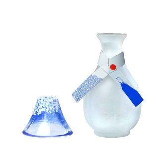 酒器セット 杯35ml・徳利175ml 専用化粧箱 (G637-M75) 富士山 東洋佐々木ガラス (G637-M75)